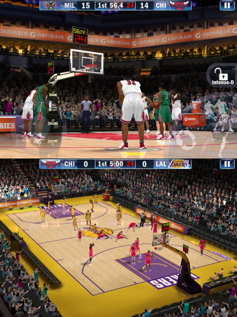 NBA 2K13 - Android, iOS - $4.99