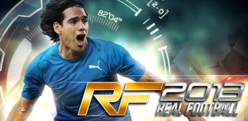 Real Football 2013 - Android, iOS - Free