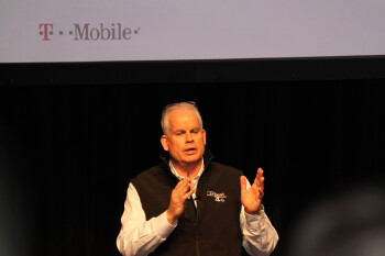 T-Mobile's CTO Neville Ray