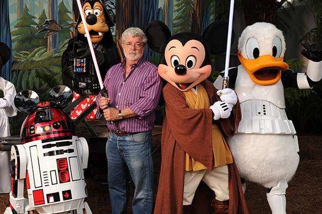 Disney now owns the DROID name - Definition of Irony: Steve Jobs' Trust gets richer from sales of DROID branded phones