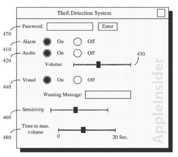 Apple is looking for a patent on a automatic alarm for the Apple iPhone