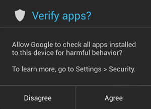 Android 4.2 spreads security to third-party app stores: here is how