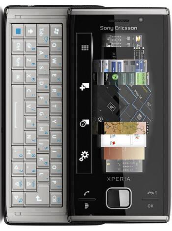 The 2009 Xperia X2