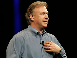 Apple executive Phil Schiller