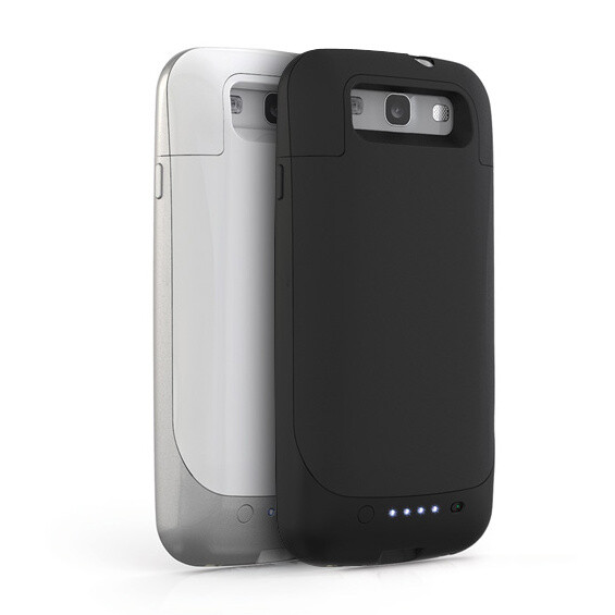 Mophie Juice Pack for Samsung Galaxy S III is now available for $100