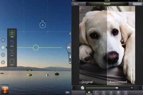 Camera Awesome - iPad - Free