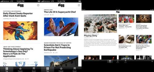 Digg - iOS - Free