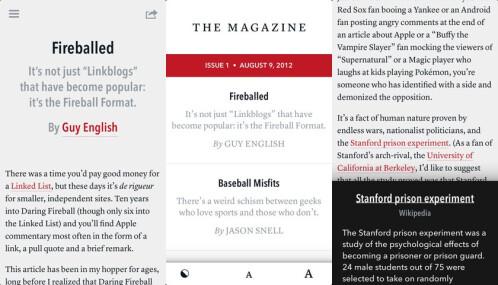 The Magazine - iOS - Free