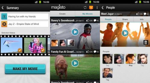 Magisto - Android - Free