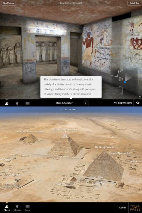 Pyramids 3D - iPad - $13.99