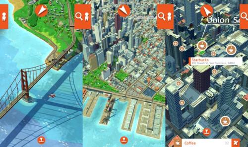 Recce - San Francisco - iOS