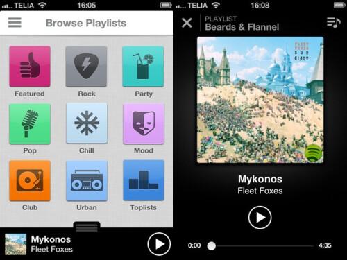 Tunigo Play - iOS - Free