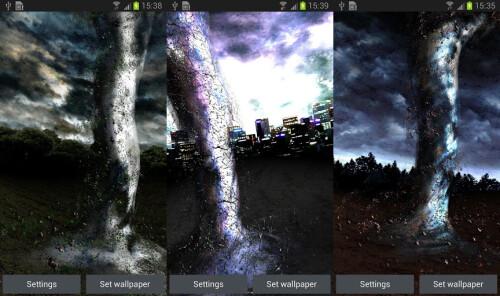 Tornado 3D - Android -