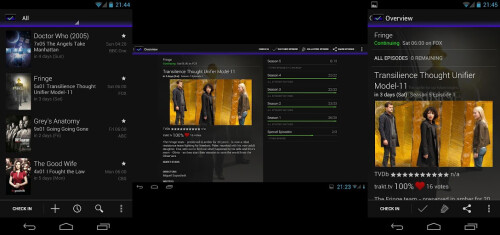 SeriesGuide Show Manager - Android - Free