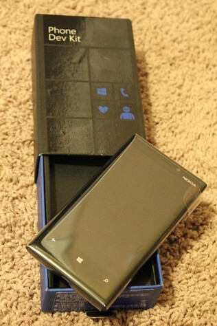 The Nokia Lumia 920 developer edition sold for $1199 on eBay - Nokia Lumia 920 developer edition is a universal model that supports most carriers