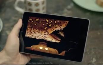 The Google Nexus 7