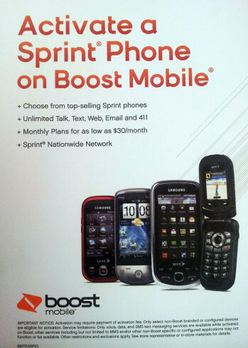 Sprint phones may be welcome on Boost Mobile very soon