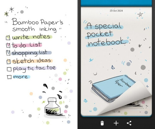 Bamboo Paper - Android - Free