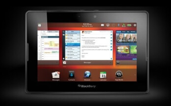 The BlackBerry PlayBook 3G+ is priced higher than the Apple iPad mini in the U.K.