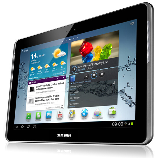 The Samsung GALAXY Tab 2 10.1 - AT&T to offer Samsung GALAXY Tab 2 10.1 on November 9th
