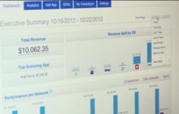 Nokia Ad Exchange offers detailed metrics