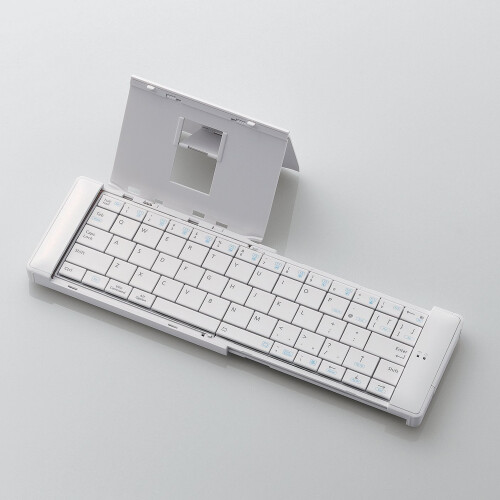 Elecom's folding Bluetooth keyboard