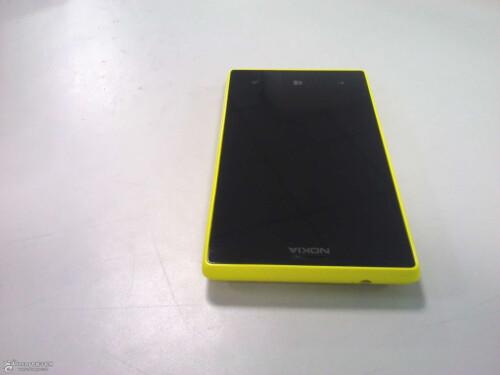 Pictures of the Nokia Lumia 830