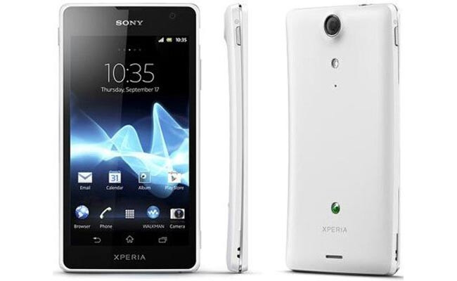 The Sony Xperia T - Sony Xperia T and Sony Xperia TX get Android 4.0.4 update with added features