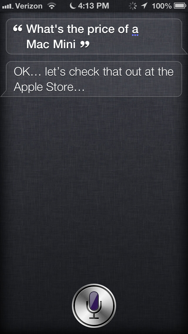 Siri can now help you find prices and shop using the Apple Store app - Update to Apple Store allows Siri to interact with the app