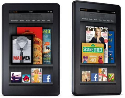 Amazon – Kindle Fire with 8GB Memory – $159.99