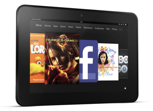 Kindle Fire HD 16GB Tablet – $199.99