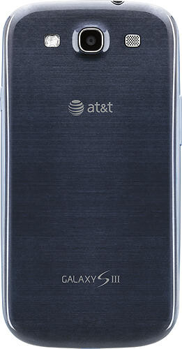 Samsung – Galaxy S III 4G with 16GB Mobile Phone – Pebble Blue (AT&T) – $49.99