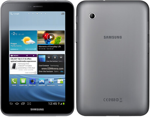 Samsung – Galaxy Tab 2 7.0 with 8GB Memory – White – $179.99