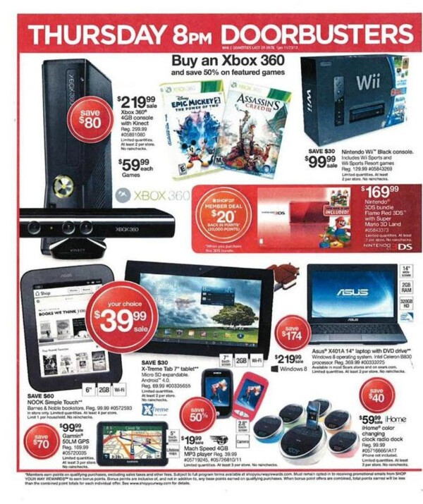 Sears Black Friday Deals Leaked Phonearena