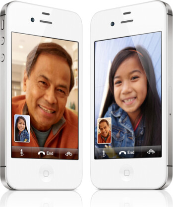 Apple's FaceTime video chat feature