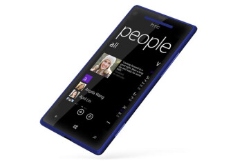 The HTC 8X launches Friday from AT&T