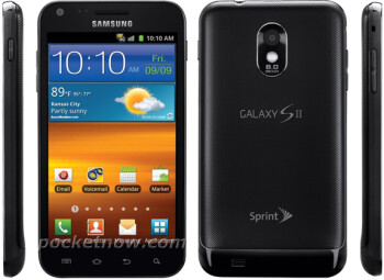 The Samsung Epic 4G Touch