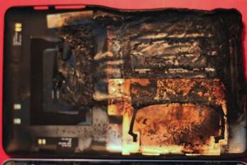 The Google Nexus 7 is red hot