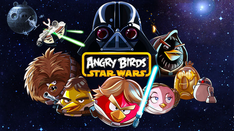 It took just 2.5 hours for Angry Birds Star Wars to hit the top at iTunes - Angry Birds Star Wars is strong with the force, sets record on the way to the top at iTunes
