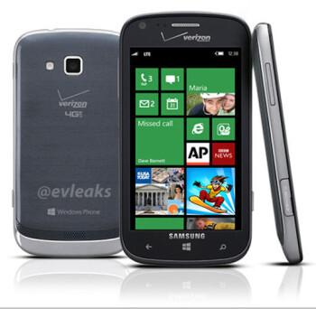 Image of Samsung ATIV Odyssey Windows Phone for Verizon leaks