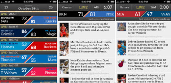 Ex-Google employee creates Chadwick - real-time sports coverage app with a twist