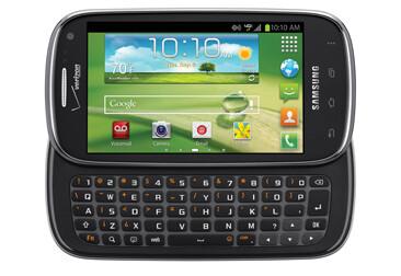 Verizon announces the Samsung Galaxy Stratosphere II