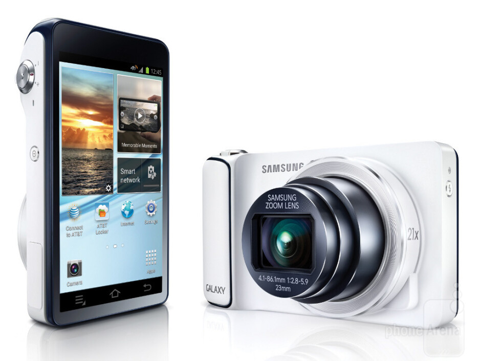 AT&T announces Samsung Galaxy Camera price and release date