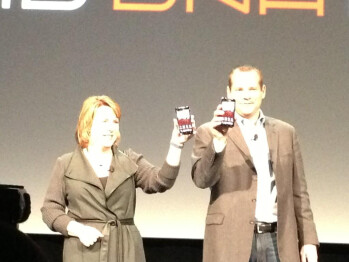 HTC Droid DNA for Verizon is official