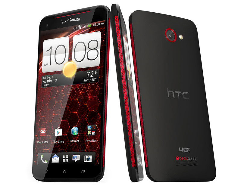 HTC Droid DNA - HTC Droid DNA for Verizon is announced