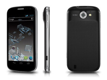 ZTE Flash for Sprint is now available, has ICS, 12.6 MP camera and microSD