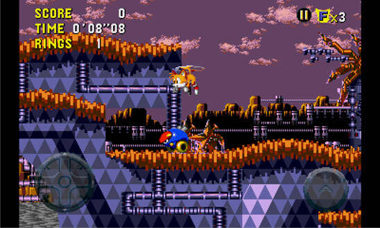 Sonic CD now available on Windows Phone - Sonic CD is now available for Windows Phone