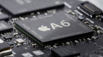 The Samsung built A6 processor is used in the Apple iPhone 5