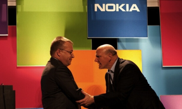 """There is a special relationship between Nokia and Microsoft - Nokia CEO talks about his firm's """"special"""" relationship with Microsoft"""