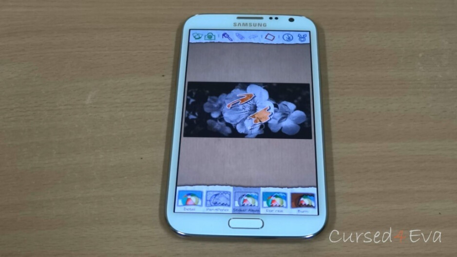 Paper Artist on the Samsung GALAXY Note II - Samsung Galaxy S III to get many Note II features with update to Android 4.1.2